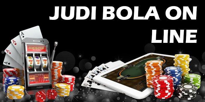 JUDI BOLA ON LINE
